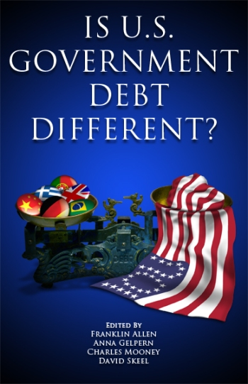 Is U.S. Government Debt Different?